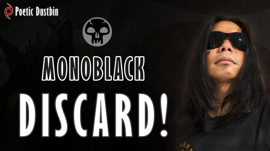 Mono Black Discard Deck with Professor Onyx, Ugin and Tergrid's Lantern